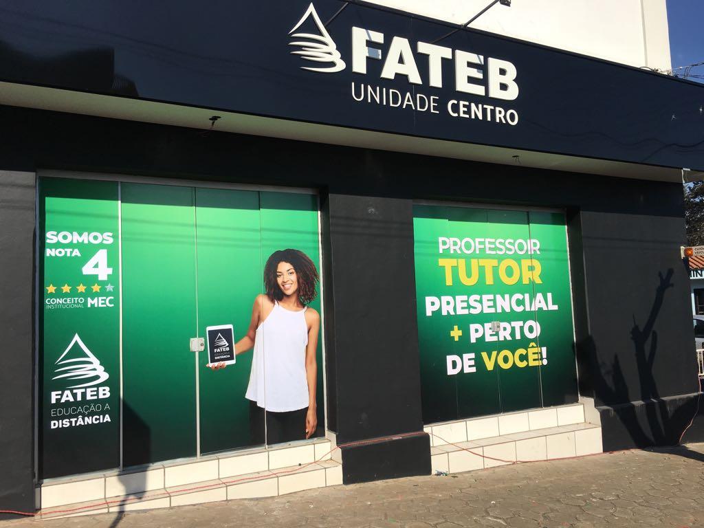 Unidade Centro - » FATEB 975474fe03027