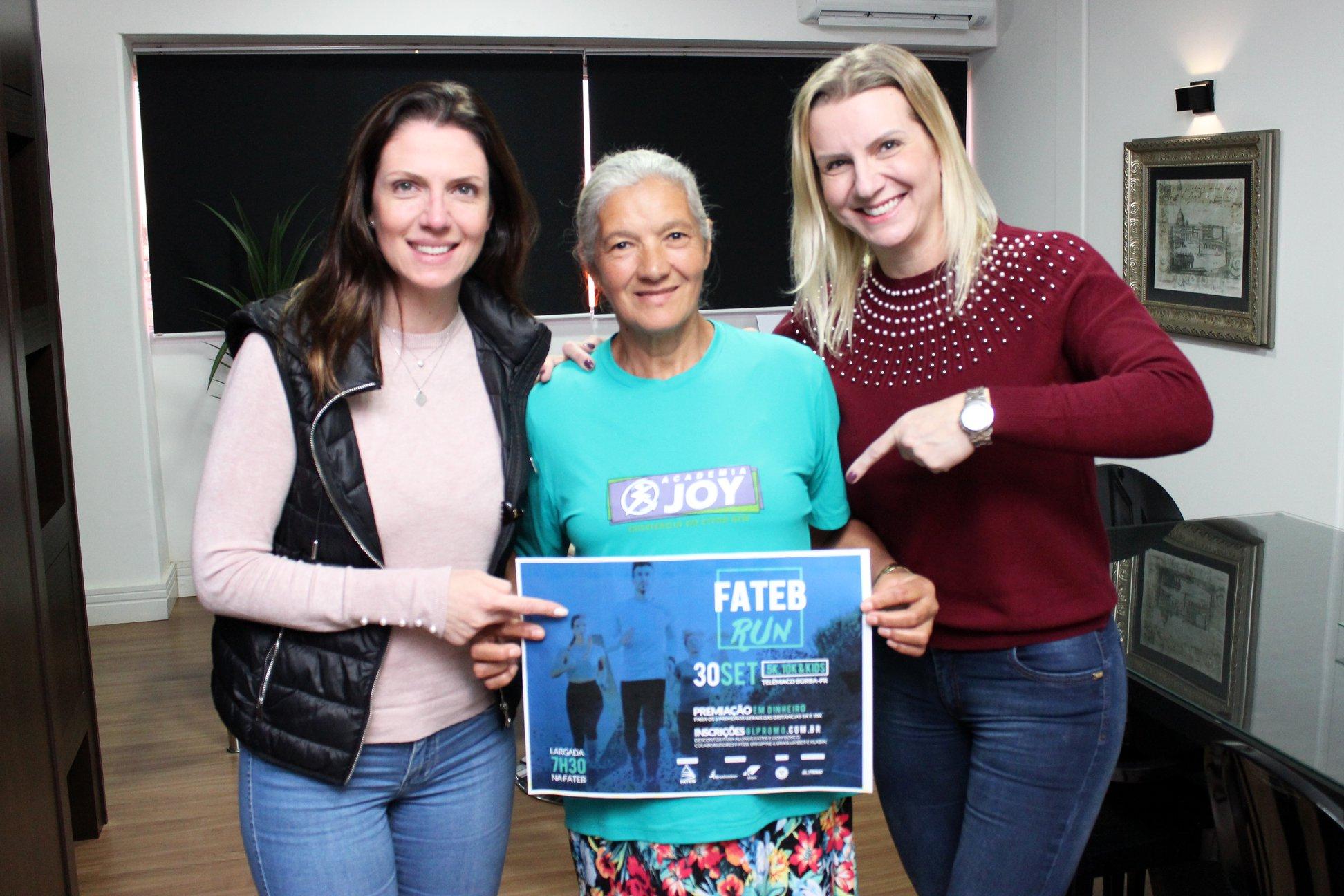 Dona Marica na Run 2018 - FATEB » FATEB 1de7dd95779d6